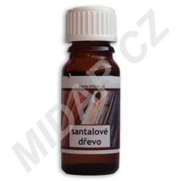 Vonný olej - santalové dřevo