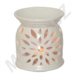 Aroma lampa bílá