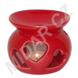 Aromalampa červená
