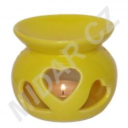 Aromalampa žlutá